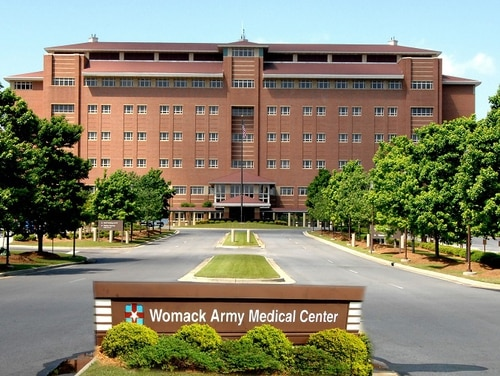 Army Sgt. First Class Richard Stayskal has filed a claim against the U.S. Army for a missed diagnosis of lung cancer at Womack Army Medical Center at Fort Bragg, North Carolina. (Army)