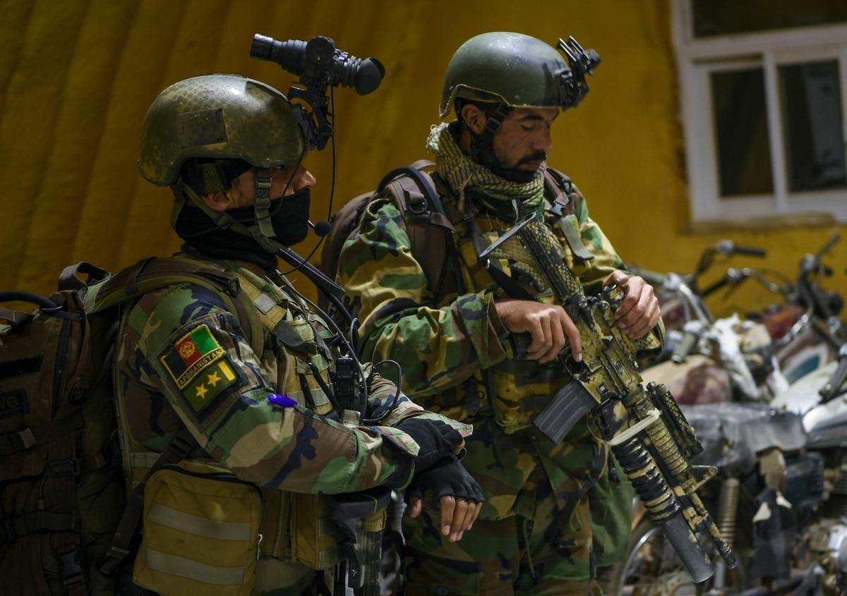 Al-Qaeda and Taliban leaders killed in Afghanistan: officials
