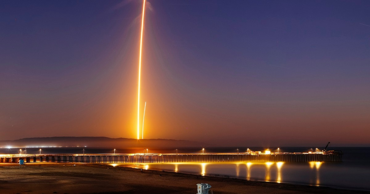 SpaceX left out of next stage in Air Force's next-generation rocket program