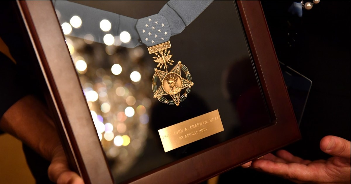 The Air Force is looking at more possible Medal of Honor candidates