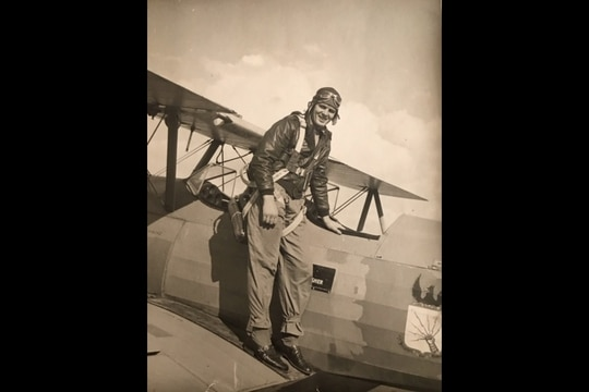 U.S. Army Air Forces 2nd Lt. Lowell S. Twedt (DPAA)