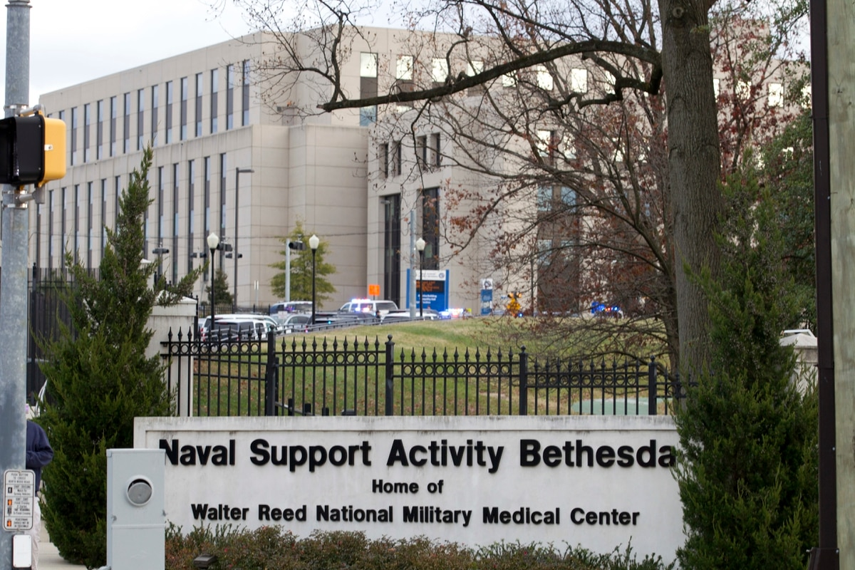Action taken on Walter Reed's false alarm about shooter, lawmakers say