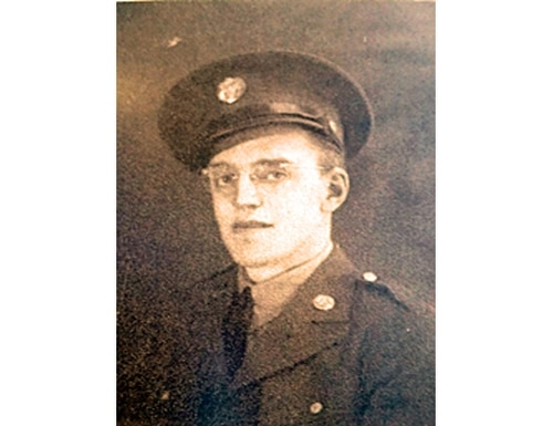 Pvt. Dan Lawrence Feragen (Purple Hearts Reunited)