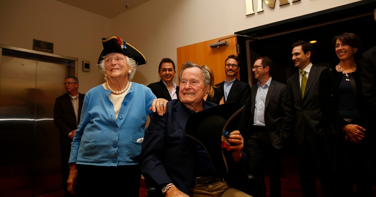 President George H.W. Bush was secretly a pro wrestling fan , VA secretary says
