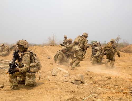 Language in the House Armed Services Committee's defense policy bill would try to force more transparency about where military forces are deployed abroad. (Lance Cpl. Kaleb Martin/Marine Corps)