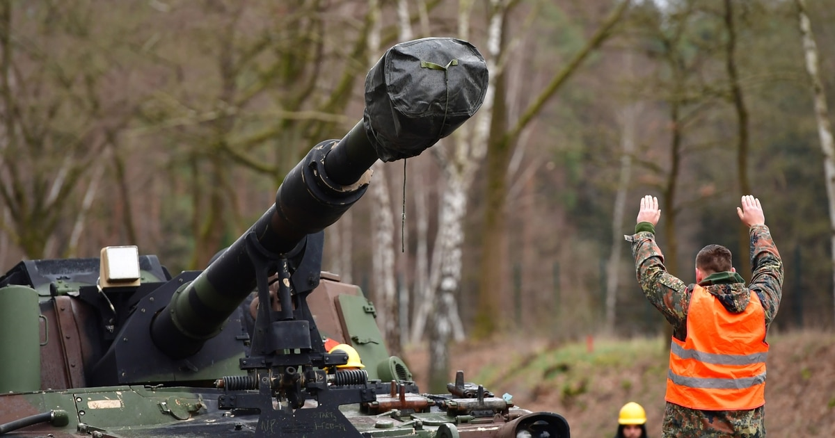 Europeans crank up defense spending amid doubts over US backing
