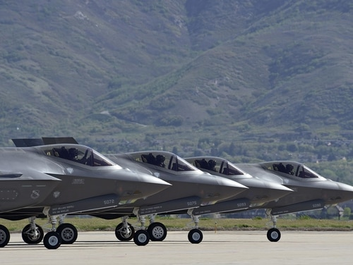 The U.S. Senate is poised to take up a bipartisan two-year spending legislation that hands a massive boost to the Pentagon, but its path through the House was cloudy Thursday. (U.S. Air Force photo/Paul Holcomb)