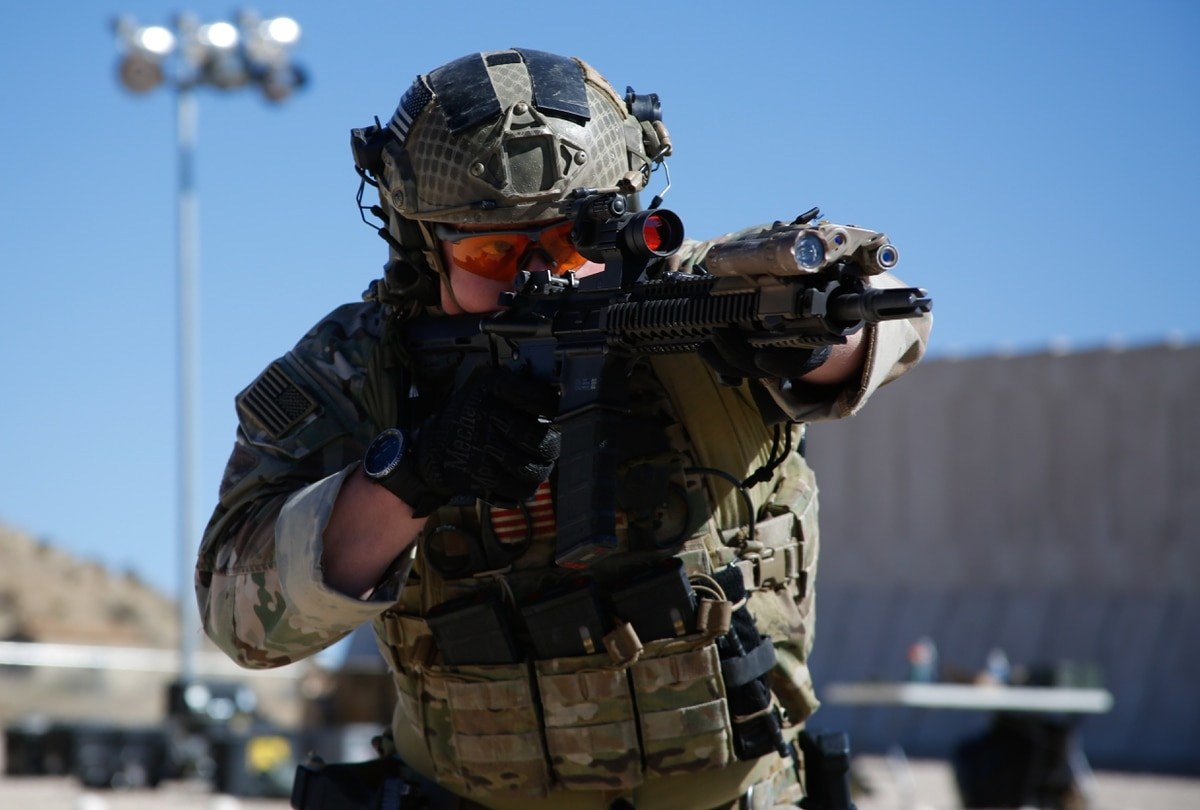 Earn big bucks, move up faster when you go Army special ops