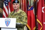 Army Europe commander goes remote after possible coronavirus exposure