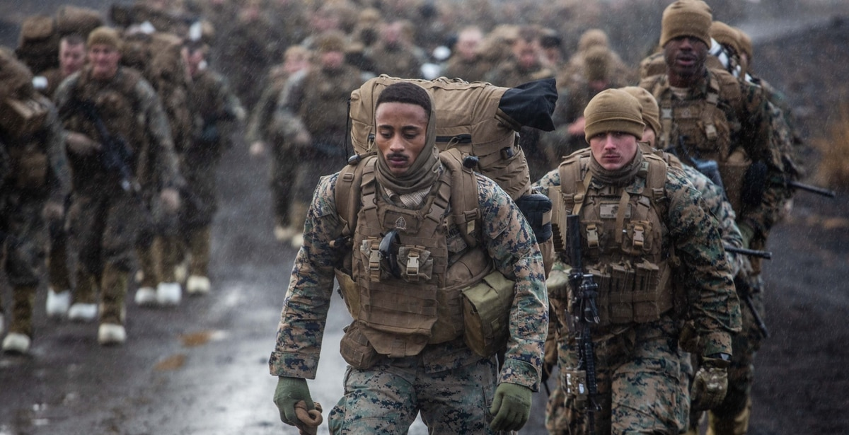The Corps Is Offering Big Bonus Bucks For Ground Combat