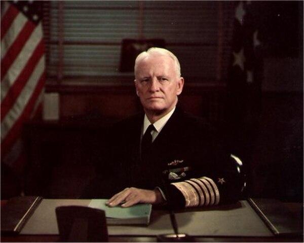 Adm. Chester William Nimitz (U.S. Naval History and Heritage Command)