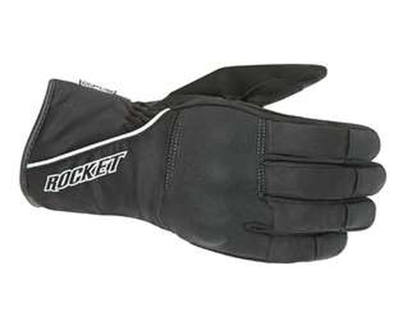 The Ballistic gloves are a must-have since they are made for moderate-to-cold temps, and feature a waterproof Hipora mid-liner. The price is a lot less than what you'd expect to find on gloves with so many features. (Joe Rocket)