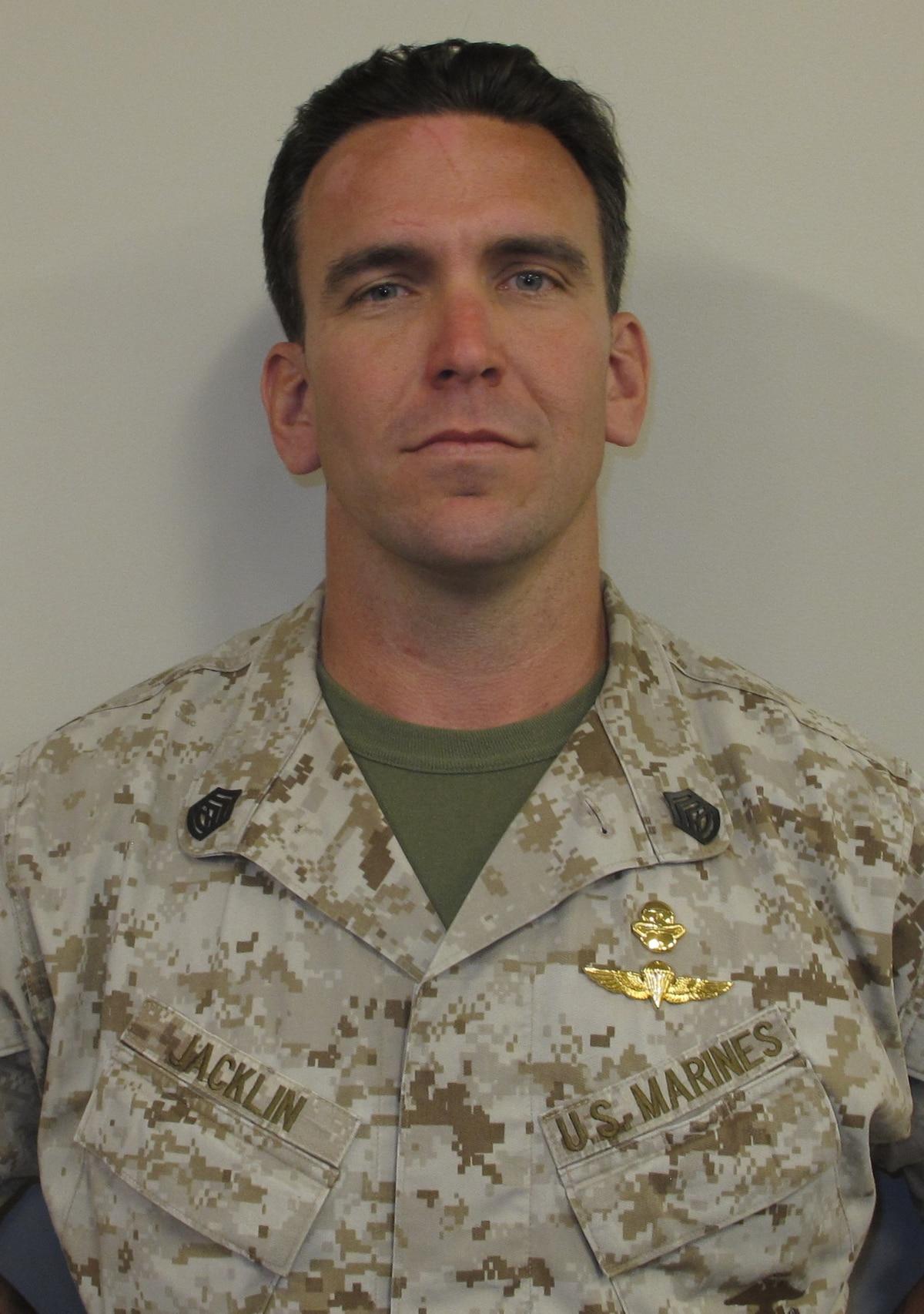 marsoc gunnery sergeant to receive navy cross