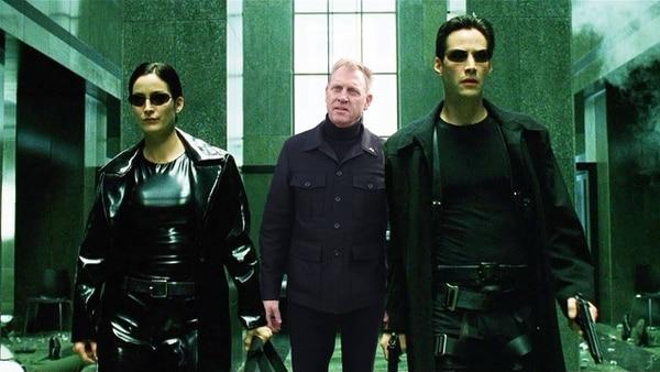 (The Matrix, 1999)