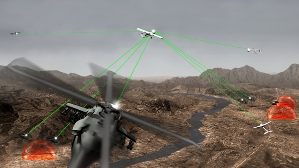 Rockwell Collins' Digital GPS Anti-Jam Receiver, or DIGAR, provides protection for reliable navigation for military operations. (Rockwell Collins)