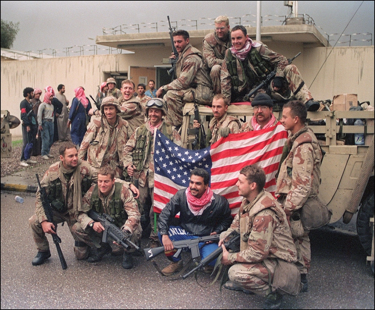1991 Gulf War Looms Large Over Bush S Mideast Legacy