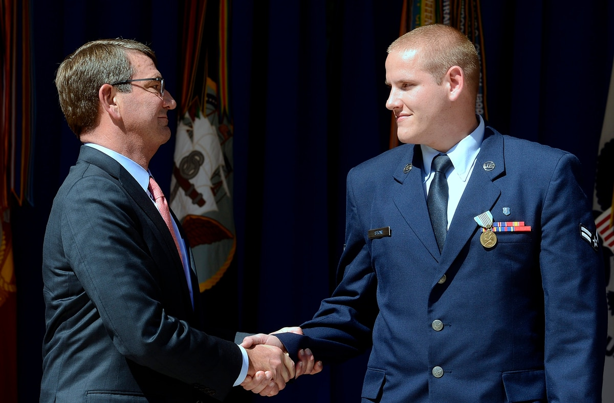 Train Hero Staff Sgt Spencer Stone To Leave Air Force In 2016