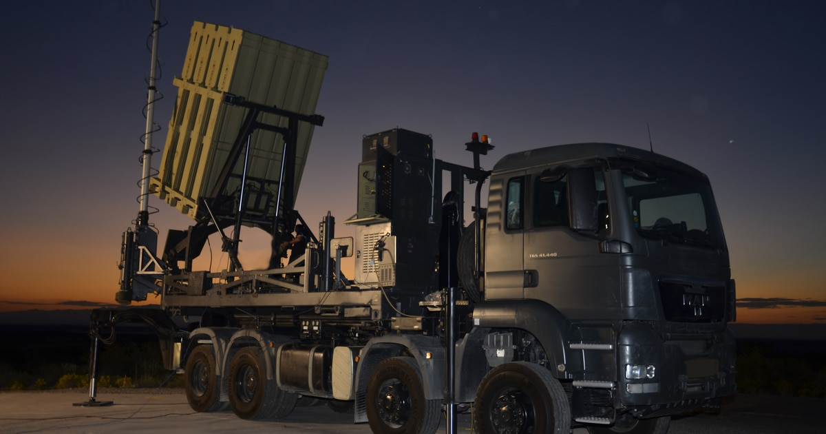 Raytheon and Rafael to build Iron Dome in US