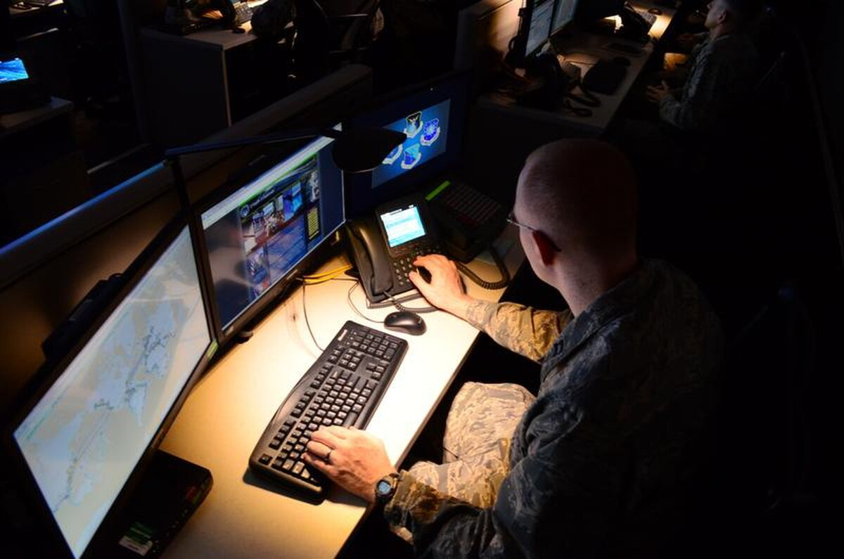 Cyber: The safest job in the Air Force?