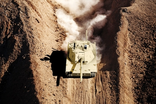 To develop and field the next generation of combat vehicles, the Army needs to overcome the current problem: Adding new capabilities and systems is complicated by the weight-bearing and power-generation constraints of the original platforms. (Army)