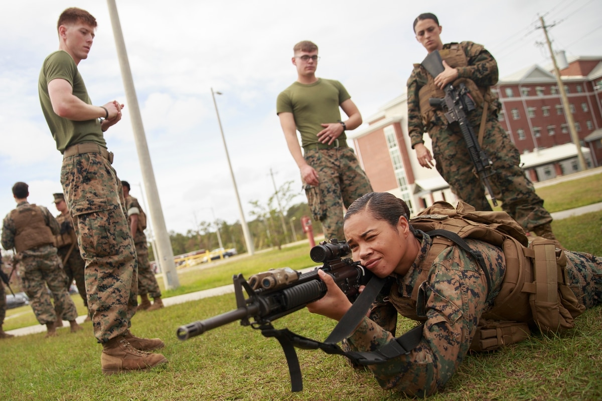 Women in the military draft, or dump the system altogether