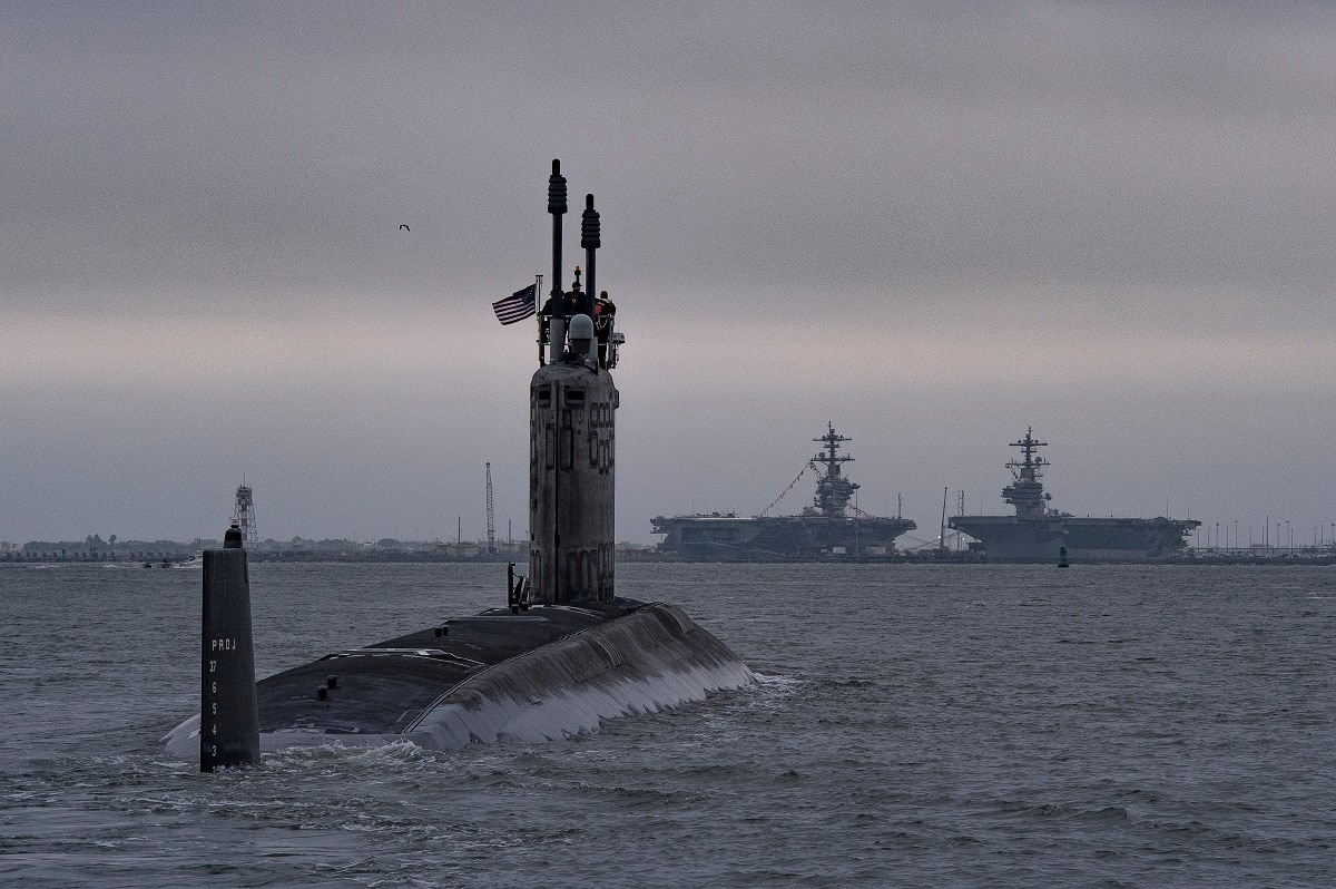 The US Navy, seeking savings, shakes up its plans for more lethal