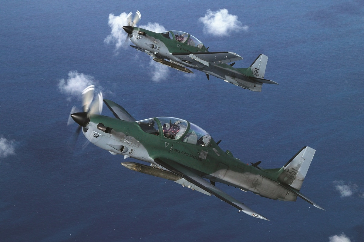 Philippine Air Force Super Tucano