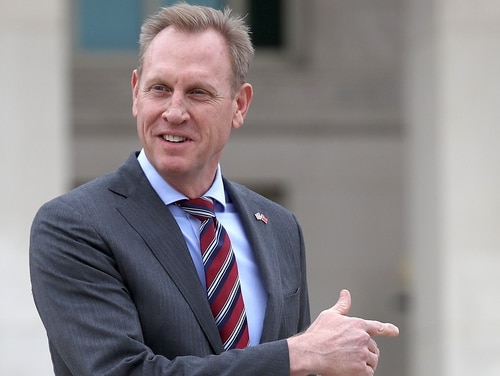 Patrick Shanahan expects to have his nomination