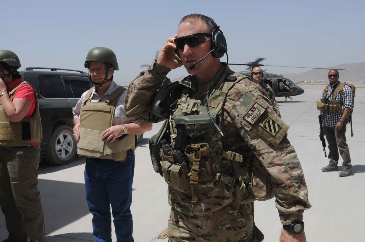 Abrams replaces Milley as new head of FORSCOM