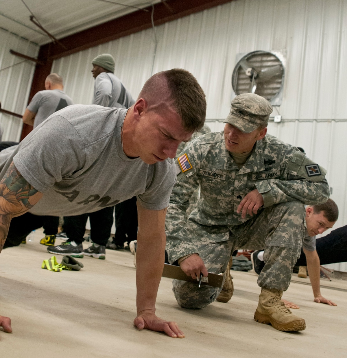 Armys new fitness tests new details emerge from leadership nvjuhfo Images