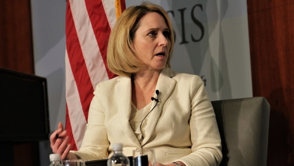 Kathleen Hicks served as both assistant undersecretary of state for policy and assistant secretary of defense for strategy, plans and armed forces during the Obama administration. (Center for Strategic and International Studies)
