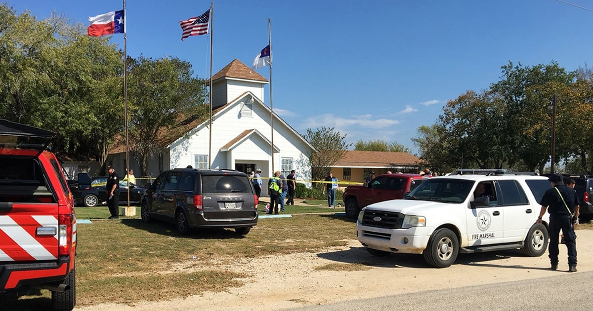 Retailer broke law by selling rifle to former airman in Texas church attack, feds say