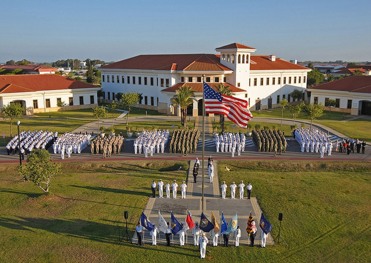 Top 5 naval bases