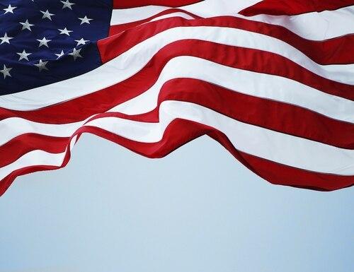 American Flag (Stock photo)