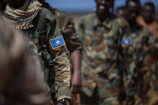 While Danab has been an incredibly succesful training program, the regular Somali National Army is riddled with corruption and undermanned. (AFRICOM)