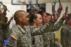 This sergeant is the Army's first female enlisted infantry soldier
