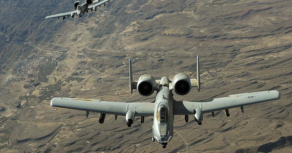 The US is bombing the hell out of the Taliban as munitions dropped reaches nearly 10 year high