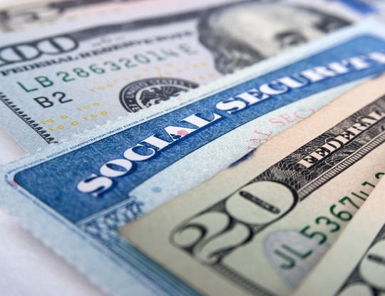 The Union Veterans Council, AFL-CIO says over half of veterans who rely on Social Security benefits will not automatically receive relief funds.