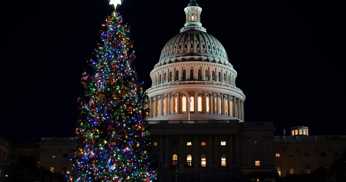 Christmas Eve 2021 Federal Feds Get A Full Day Off For Christmas Eve