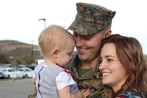 The Corps just updated its parental leave policy. Here's what's in it for you.