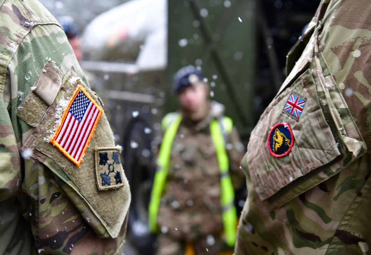 US Military News • US and Slovenian Troops Train Together • Germany Feb. 25, 2021
