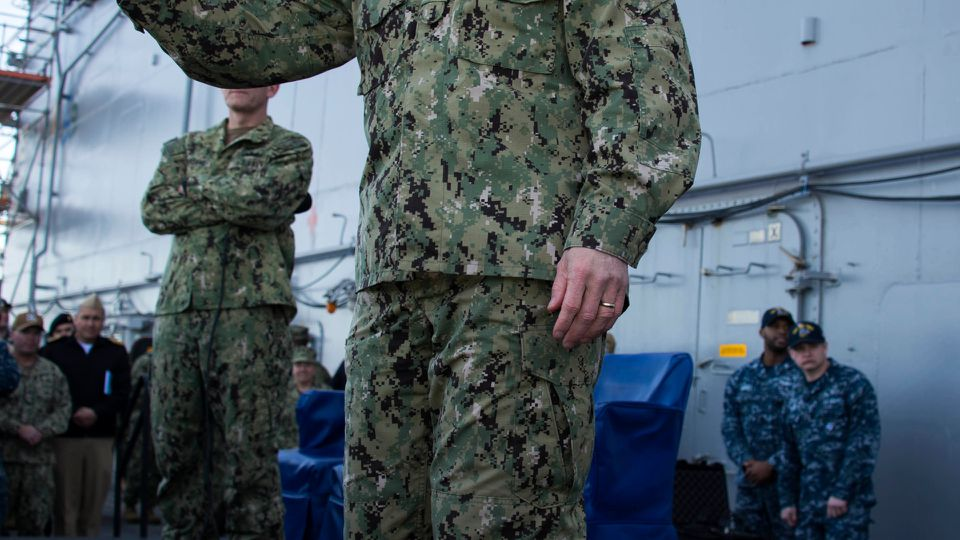 Mcpon Calls It Quits Sudden Retirement Comes Amid Ongoing Investigation