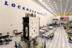 Is incumbent Lockheed Martin the only player in the GPS III follow-on competition?