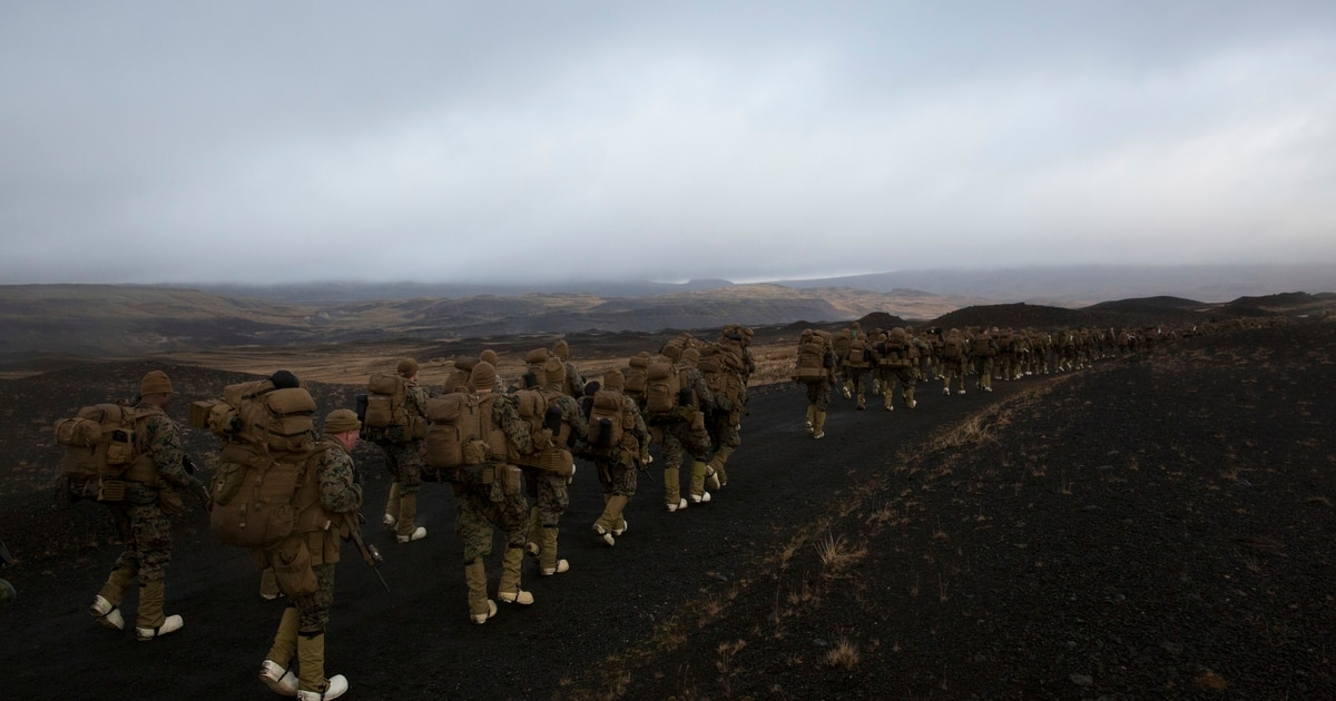 Here?s what happened in Iceland after Marines and sailors drank all the beer in town