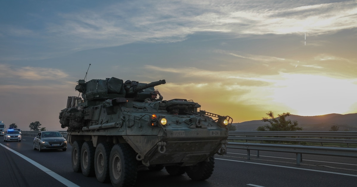Reforger redux? Defender 2020 to be 3rd largest exercise in Europe since Cold War