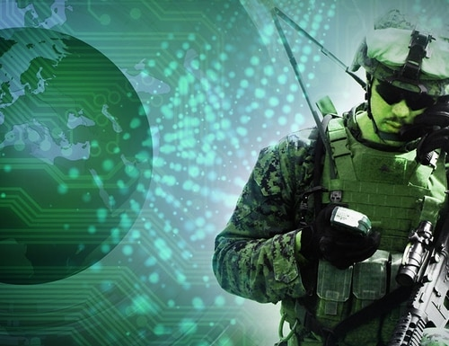 The Pentagon's JEDI cloud was awarded to Microsoft after months of delays. (Jennifer Gonzalez/Marine Corps)