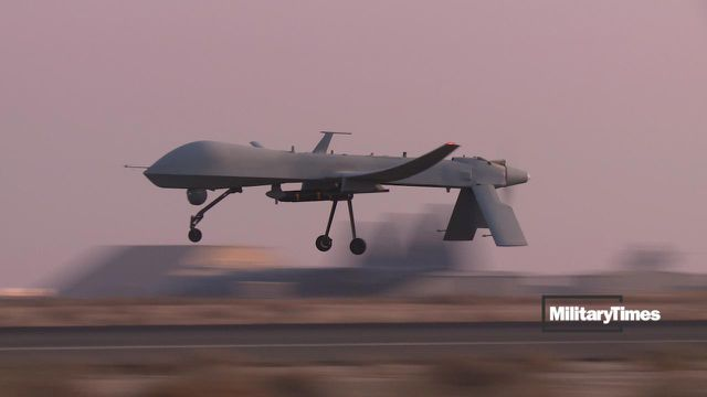 Air Force Announces Official Retirement Date For Iconic MQ 1 Predator Drone
