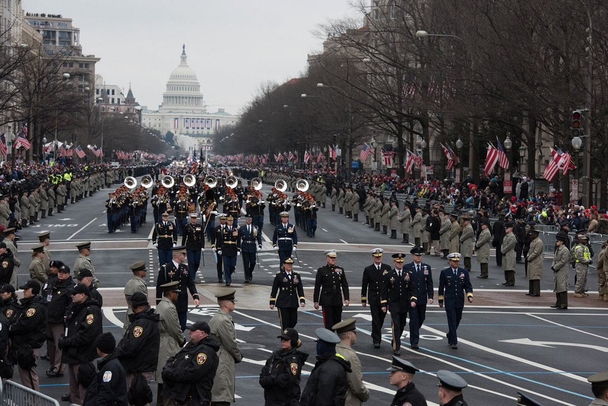 Cardin Introduces Bill That Would Ban Military Parades