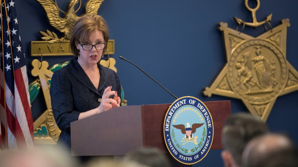 Senate Calendar December 2019 And Defense Nomintions The Pentagon's No. 3 official needs a nomination in June — or else