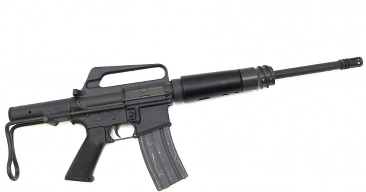 Colt M231